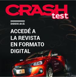 Revista CRASH TEST